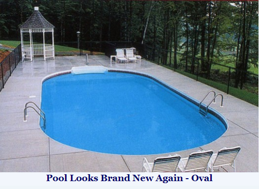 Installation Process Pool Liner Sales Amp Installation In Nj